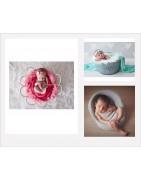 contenants photographie nouveaux nés