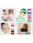 bandeaux coton pour bébé