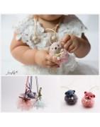 colliers spécial bébés et petites filles