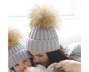 Bonnets et chapeaux Duo comme maman