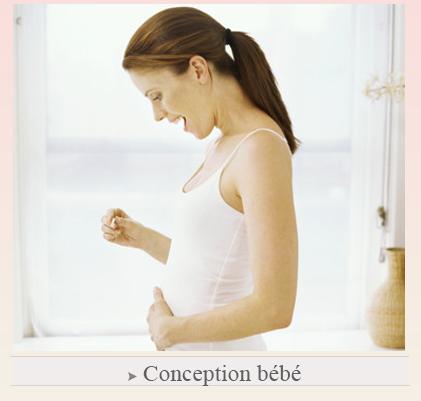 conception bébé