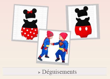 déguisements enfants bébé