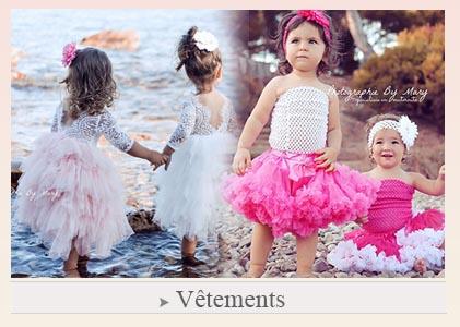 Vêtements bébé enfants